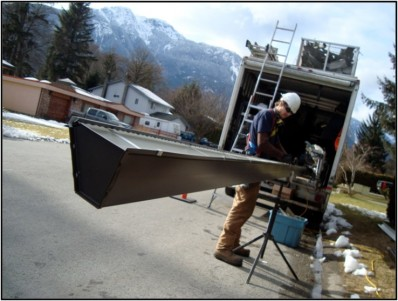 Gutter Installation in Springfield Oregon